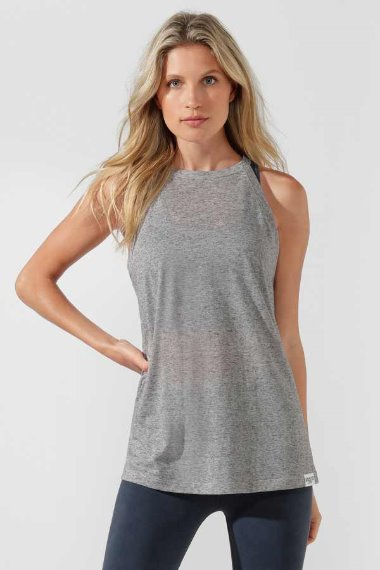 [로나제인]LORNA JANE Upright Tank [012072]-GREY